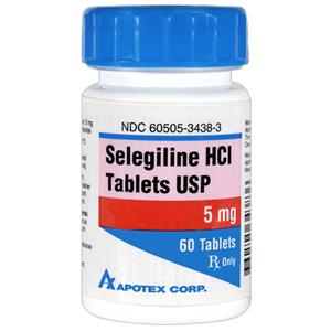 Selegiline Hcl 5 Mg 60 Tablets Vetdepot Com