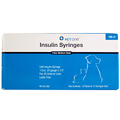 Horse Diabetic Syringes