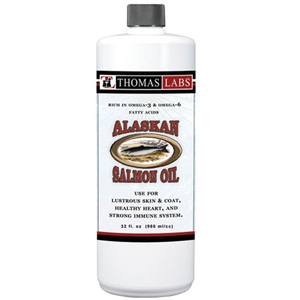 Alaskan Salmon Oil, 32 oz