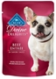 Blue Buffalo Divine Delights Wet Small Breed Dog Food, Beef Entr?e, 3 oz, 12 Pack