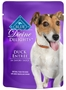 Blue Buffalo Divine Delights Wet Small Breed Dog Food, Duck Entr?e, 3 oz, 12 Pack