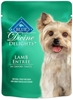 Blue Buffalo Divine Delights Wet Small Breed Dog Food, Lamb Entr?e, 3 oz, 12 Pack