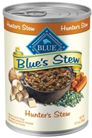 Blue Buffalo Wet Dog Food Blue?s Stew, Hunter?s Stew, 12.5 oz, 12 Pack