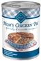 Blue Buffalo Wet Dog Food Family Favorite Recipes, Mom?s Chicken Pie, 12.5 oz, 12 Pack