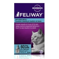 Feliway Diffuser Plug-In Refill for Cats, 60 Days