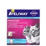 Feliway Multi-Cat Diffuser Plug-In Starter Kit for Cats