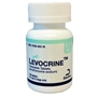 Levocrine Chewable Tablets, 0.3 mg, 180 ct.