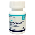 Levocrine Chewable Tablets, 0.8 mg, 180 ct.