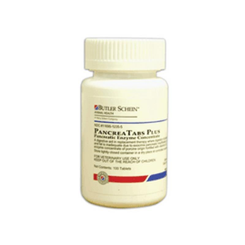 PancreaTabs Plus 425 mg, 500 Tablets