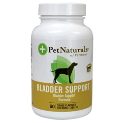 Pet Naturals Bladder Support Tablets for Dogs, 90 ct.
