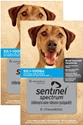 Sentinel Spectrum for Dogs 51-100 lbs, 12 Month (Blue)