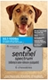 Sentinel Spectrum for Dogs 51-100 lbs, 6 Month (Blue)