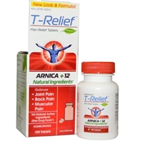 T-Relief Tabs, 100 ct (Traumeel)