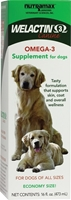 Welactin 3 Canine, 480 mL (16 oz) Welactin, Welactin for dogs, discount Welactin, cheap Welactin, nutritional supplement, natural salmon oil supplement for dogs