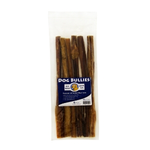 "12"" Dog Bully Sticks, Pizzle Chews, 6 ct"