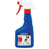 Adams Plus Flea and Tick Mist, 16 oz Trigger Spray