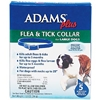 Adams Plus Flea and Tick Collar for Large Dogs, Up to 25 inch Neck