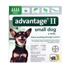 Advantage for Dogs 1-10 lbs, Green, 4 Pack