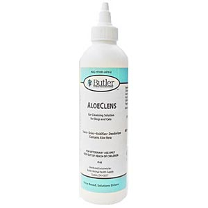 AloeClens Ear Cleansing Solution, 8 oz