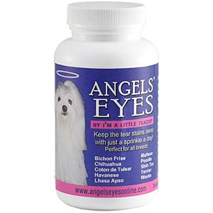 Angels Eyes Tear Stain Supplement for Cats, 120 gm (4 oz)