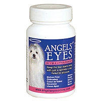 Angels%27 Eyes Tear Stain Supplement for Dogs - Beef Flavor, 30 gm (1 oz)
