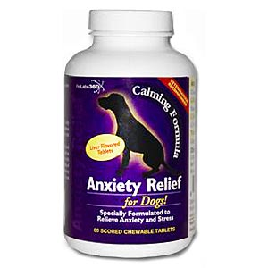 Anxiety Relief Liver Flavor, 30 Chewables