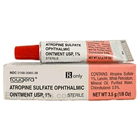 Atropine Sulfate Opthalmic Ointment 3.5 gm