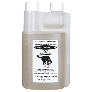 Cat Odor-Off Concentrate, 16oz