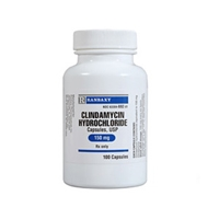 Clindamycin 150mg, 100 Capsules