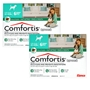 Comfortis for Dogs 20-40 lbs, Green, 12 Pack