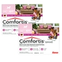 Comfortis for Dogs, 5-10 lbs, Pink, 12 Pack