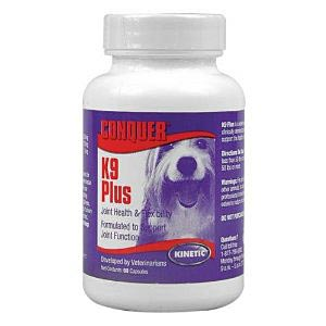 Conquer K9 Joint Flex Plus, 60 Capsules