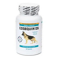 Cosequin DS for Dogs over 25 lbs, 250 Capsules