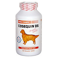 Cosequin DS for Dogs over 25 lbs, 90 Chewable Tablets