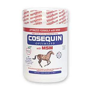 Cosequin EQ Optimized Formula with MSM, 1400 grams