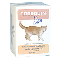 cosequin for cats 80 sprinkle capsules. Black Bedroom Furniture Sets. Home Design Ideas