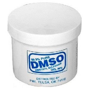 DMSO Gel 99.9%, 16 oz