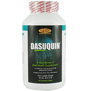 Dasuquin Large Dog, 150 Chewable Tablets