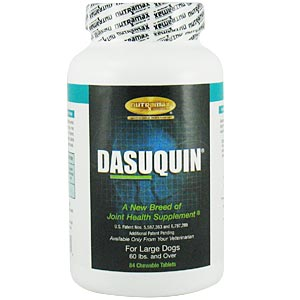 Dasuquin Large Dog, 84 Chewable Tablets