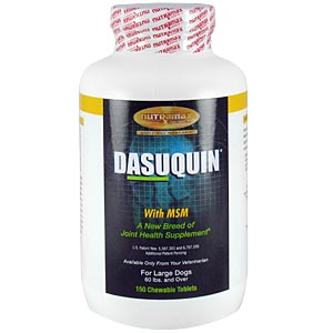 Dasuquin With Msm For Large Dogs 150 Chewable Tablets