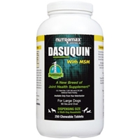 Dasuquin MSM Large Dog, 250 Chewable Tablets