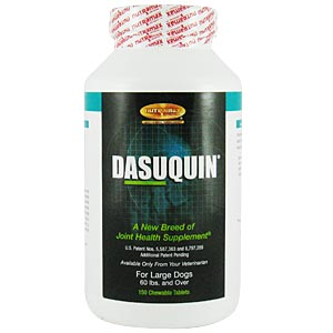 Dasuquin Small/Medium Dog, 150 Chewable Tablets