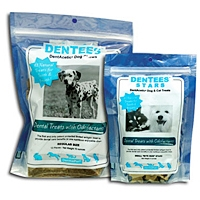 DentAcetic DenTees Chews, Bag or 12