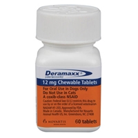 Deramaxx 12 mg, 60 Tablets