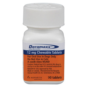 Deramaxx 12 mg, 90 Tablets