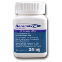 Deramaxx 25 mg, 60 Tablets