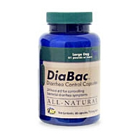 DiaBac for Large Dogs, 30 Capsules