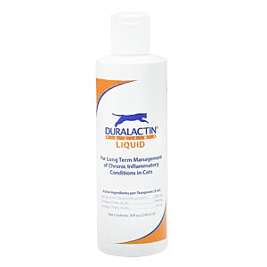 Duralactin Canine and Feline Liquid, 8 oz