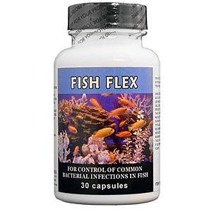 Fish Flex (Cephalexin) 250 mg, 30 Capsules