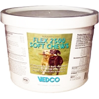 Flex 2500 Soft Chews, 120